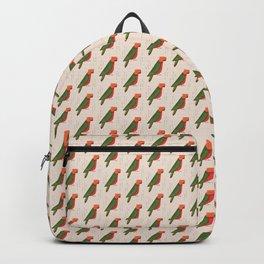 Australian King Parrot | Pattern Backpack