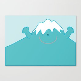 Mt. Fuji  Canvas Print