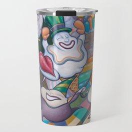 2's My Favorite 1 Travel Mug