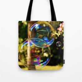 Bubbles | Bulles Tote Bag