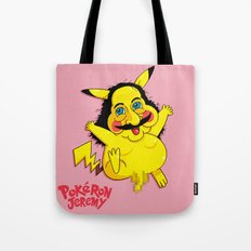 Pokeron Jeremy Tote Bag