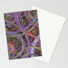 Galaxy Stationery Cards