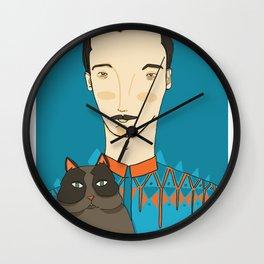 THE FURRIES #02 Wall Clock