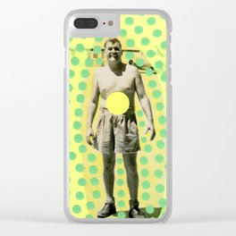 The Good Giant Clear iPhone Case