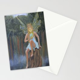 """Luna"" Stationery Cards"