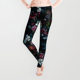 NIGHT GARDEN XI Leggings