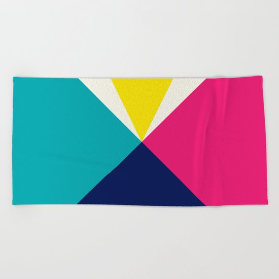 Perspective Beach Towel