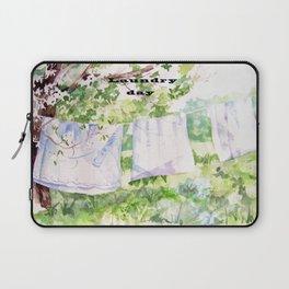 Laundry Day Laptop Sleeve