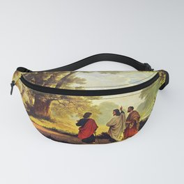 Road To Emmaus Fanny Pack