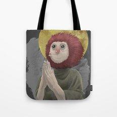 Owl Messiah Tote Bag
