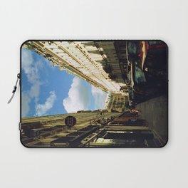 Paris in 35mm Film: Rue Malher in Le Marais Laptop Sleeve