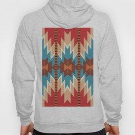 American Native Pattern No. 18 Hoody