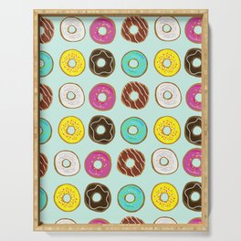 Donut Worry About It! Serving Tray
