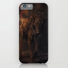 Black Beast Slim Case iPhone 6s