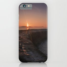 Sunset Over the Cobb III iPhone Case