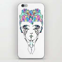 Chaotic Dreams -Duriima Bayarjargal iPhone Skin