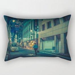 The Grid/ Anthony Presley Photo Print Rectangular Pillow