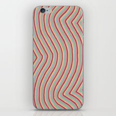 Colory Lines iPhone & iPod Skin