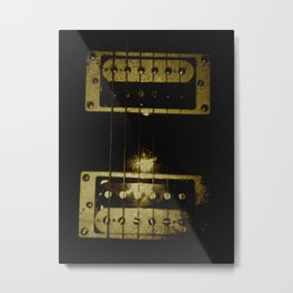 blood stained  Metal Print