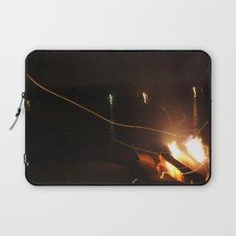 Fire Light Laptop Sleeve