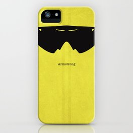 Armstrong Spectacles iPhone Case