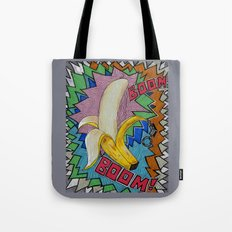 Banana Boom Boom! Tote Bag