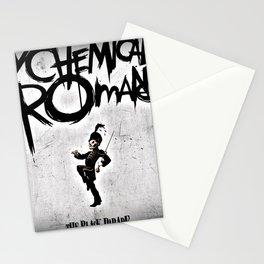 my chemical romance black parade originally Stationery Cards