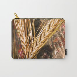 Golden Wheat Carry-All Pouch