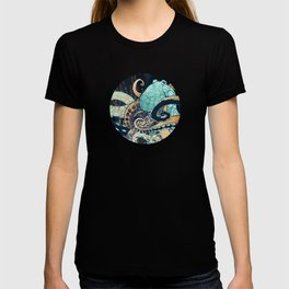 Metallic Octopus II T-shirt