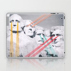 Embroidered Mt. Rushmore Laptop & iPad Skin