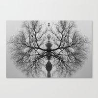 lungs Canvas Prints featuring Lungs by alicann