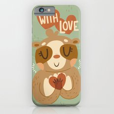 With Love From A Sloth Slim Case iPhone 6s
