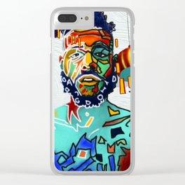 Adam Has Original Clear iPhone Case