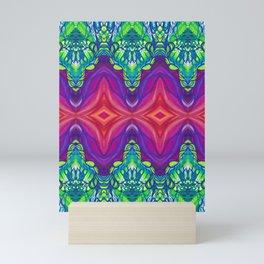 Soulful Colors Remix Mini Art Print