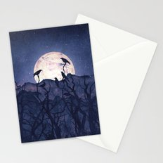 Midnight Chorus Stationery Cards