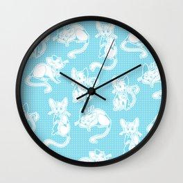Mouse alarm Wall Clock