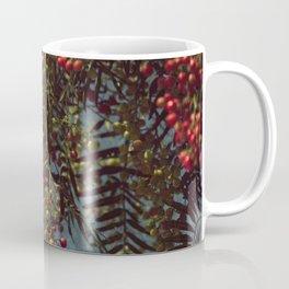 Grunge garden berries Coffee Mug