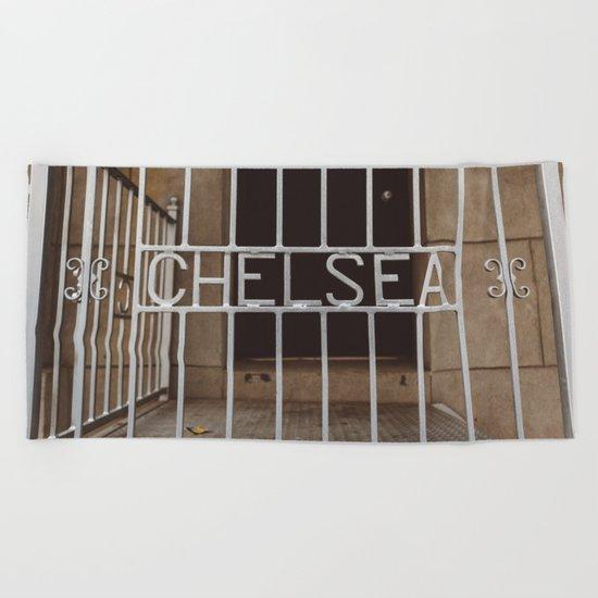 Chelsea II Beach Towel