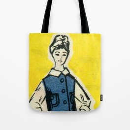 Fashion ´65 # 2 Tote Bag