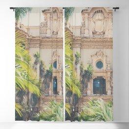 Balboa Park architecture ... Blackout Curtain