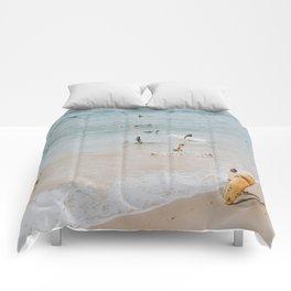lets surf iii Comforters