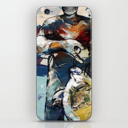 All that Fish can do iPhone Skin