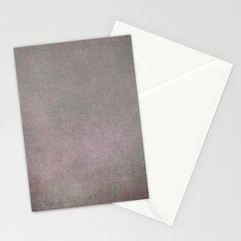 Old rose grey Stationery Cards