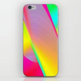 Rainbow series I iPhone Skin