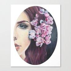 Celestial Mermaid Canvas Print
