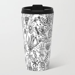Floral Connection Travel Mug