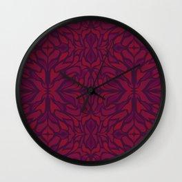 WV2-E Wall Clock