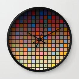 Vermeer Wall Clock