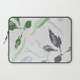 FLORAL ABSTRACTION 2 Laptop Sleeve