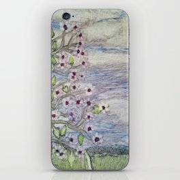 Flowers on the Vine iPhone Skin